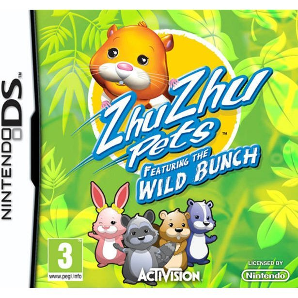 ZhuZhu Pets: Featuring The Wild Bunch