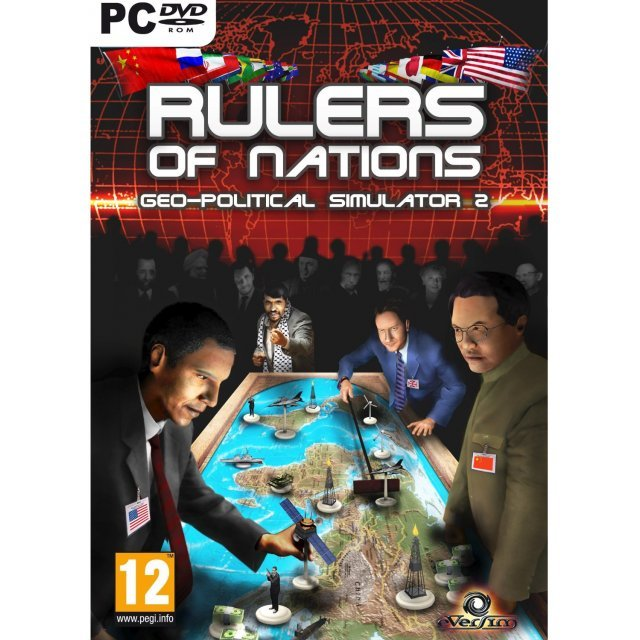 Rulers of Nations (DVD-ROM)