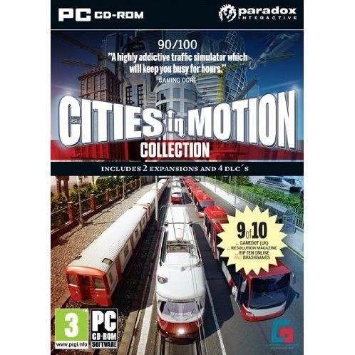 Cities in Motion: Collection (DVD-ROM)