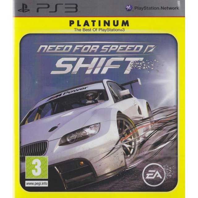 Need for Speed: Shift (Platinum)