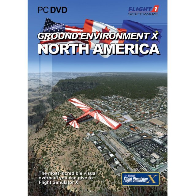 Ground Environment X: North America (DVD-ROM)