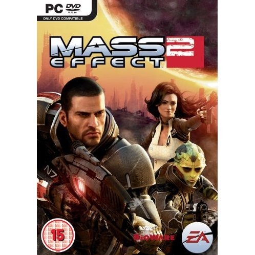Mass Effect 2 (DVD-ROM)