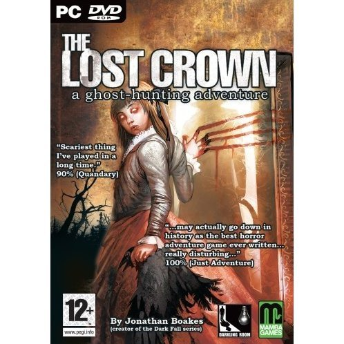 The Lost Crown: A Ghost-Hunting Adventure (DVD-ROM)