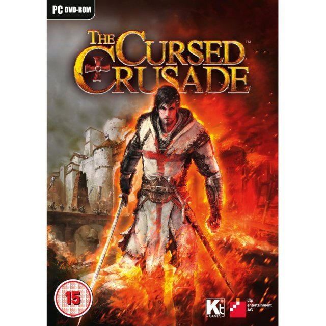The Cursed Crusade (DVD-ROM)