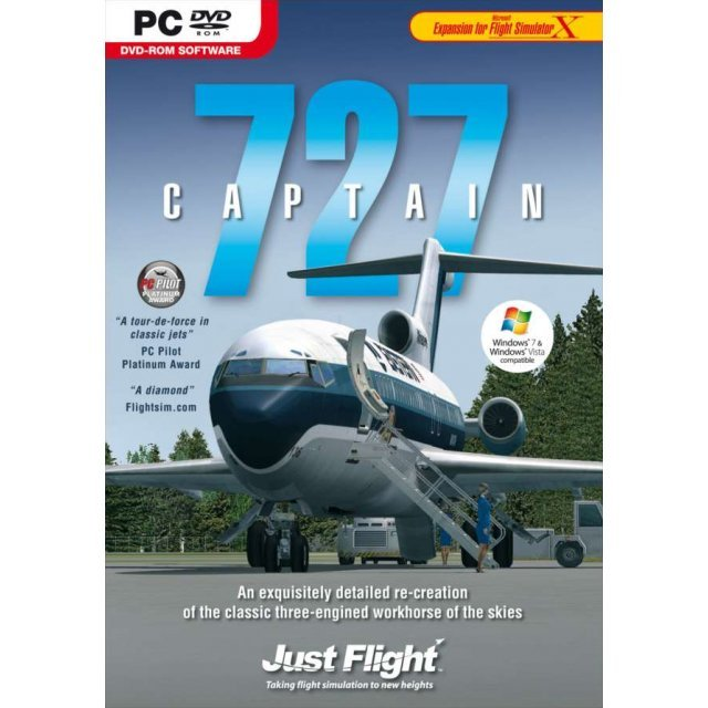 727 Captain (DVD-ROM)