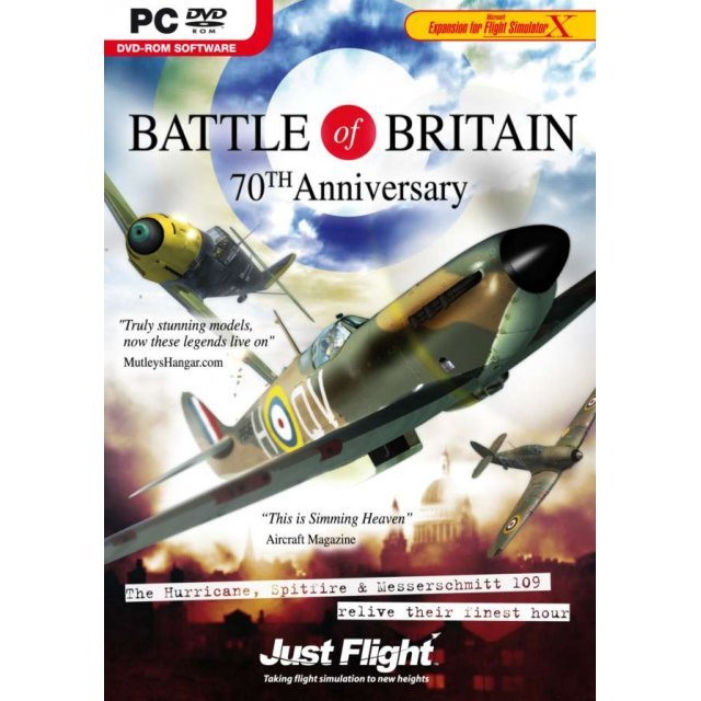Battle of Britain - 70th Anniversary (DVD-ROM)