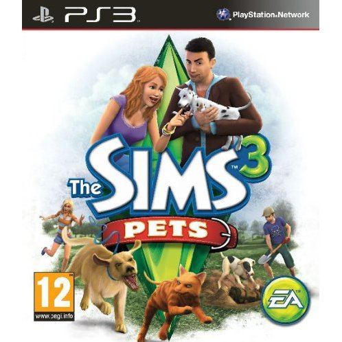 The Sims 3: Pets Expansion Pack (DVD-ROM)