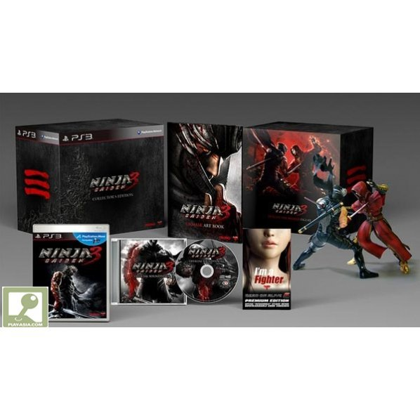 Ninja Gaiden 3 (Collector's Edition)