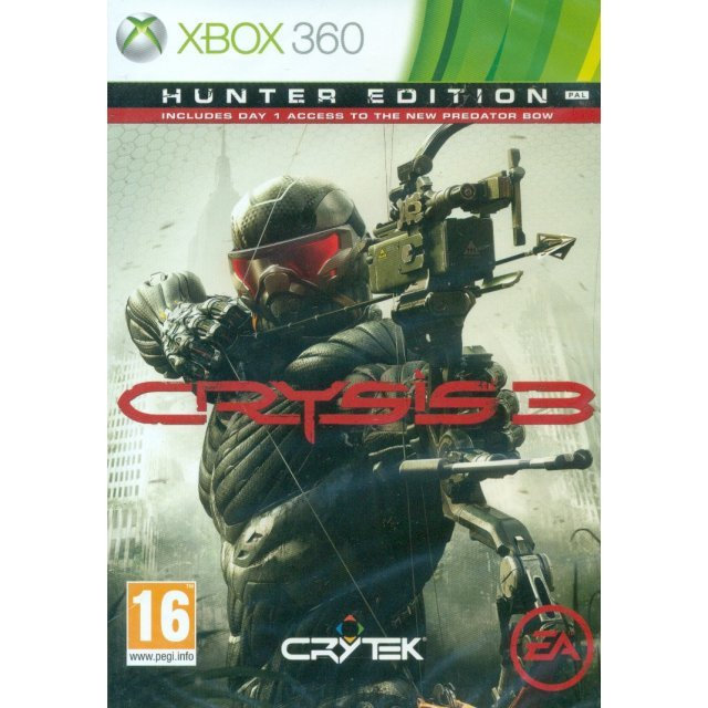 Crysis 3 (Hunter Edition)