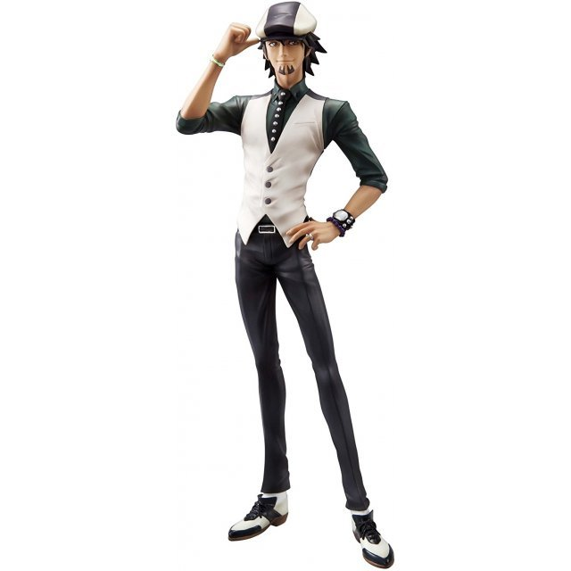 GEM Series Tiger & Bunny 1/8 Scale Pre-Painted PVC Figure: Kaburagi T Kotetsu