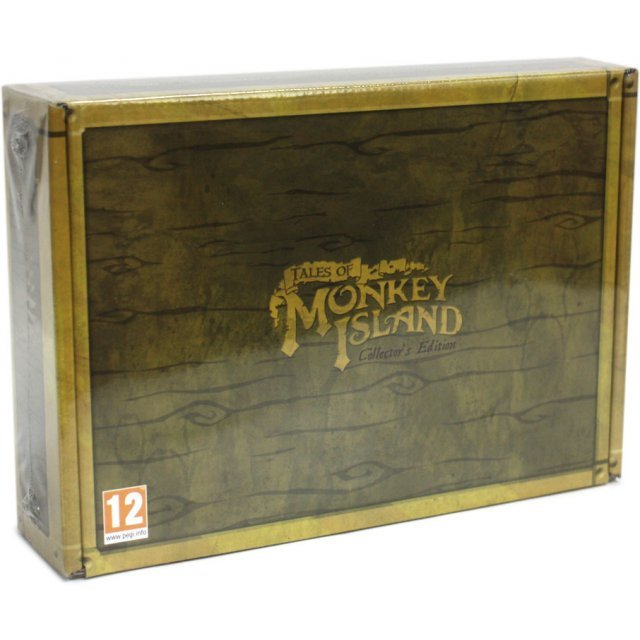 Tales of Monkey Island (Collector's Edition) (DVD-ROM)