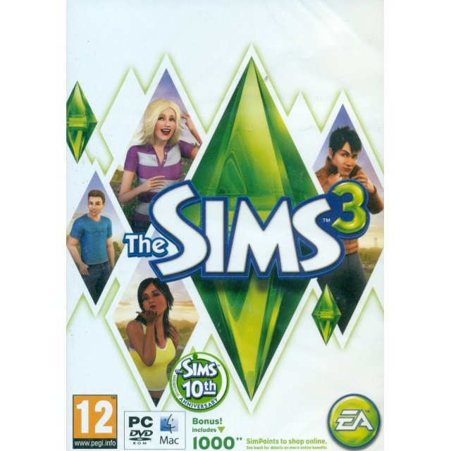 The Sims 3 (DVD-ROM)