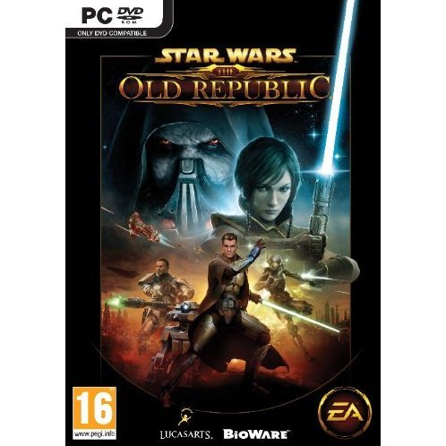 Star Wars: The Old Republic (DVD-ROM)