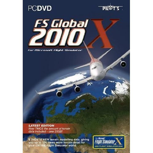FS Global 2010 (DVD-ROM)