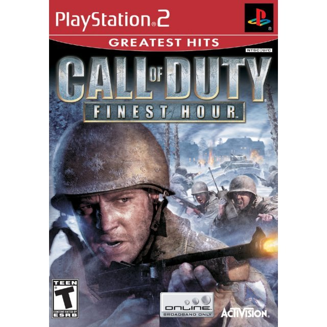 Call of Duty: Finest Hour (Greatest Hits)