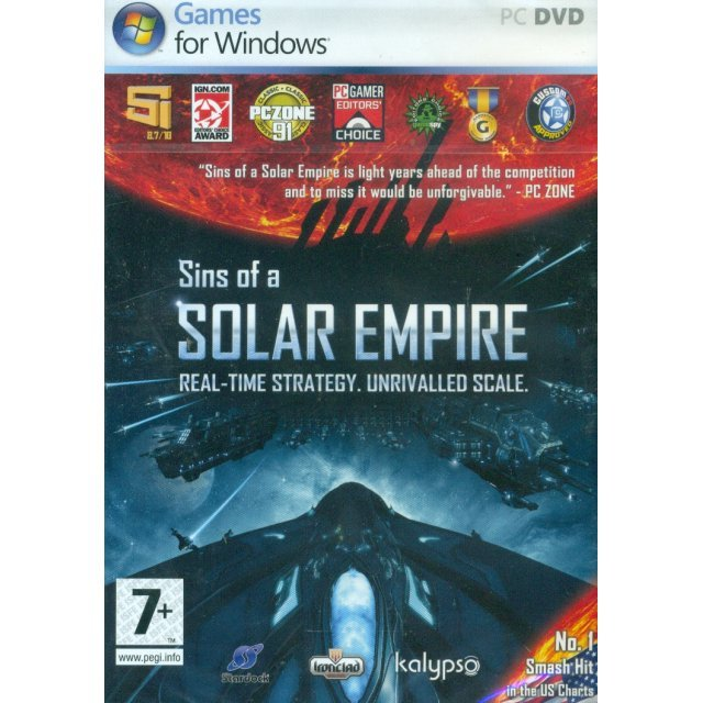 Sins of a Solar Empire (DVD-ROM)