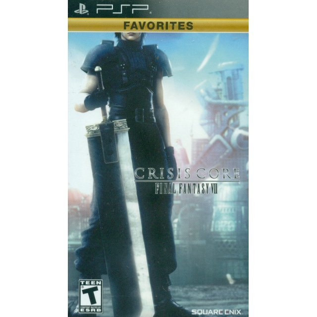 Crisis Core: Final Fantasy VII (Favorites)