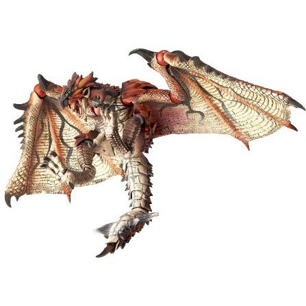 Revoltech Series No.121 - Monster Hunter: Liolaeus