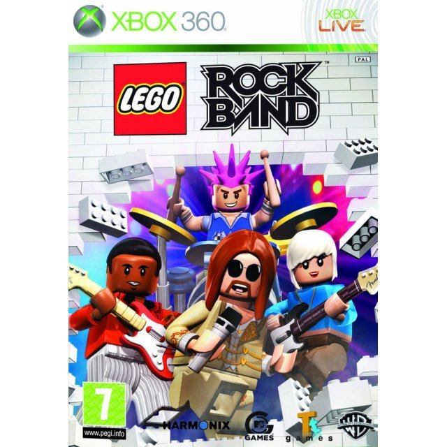Lego: Rock Band