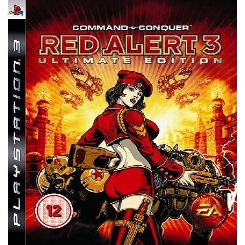 Command & Conquer: Red Alert 3 (Ultimate Edition)