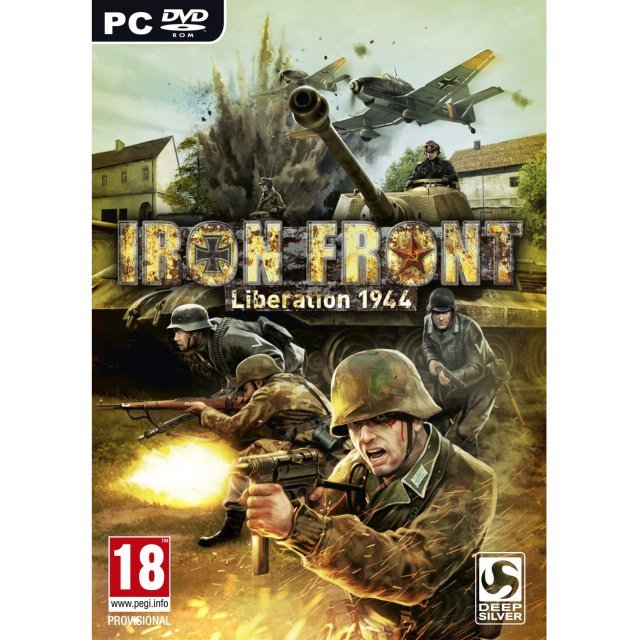 Iron Front: Liberation 1944 (DVD-ROM)