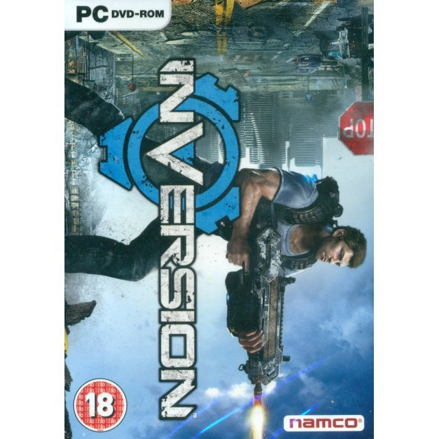 Inversion (DVD-ROM)