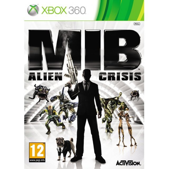 Men in Black: Alien Crisis