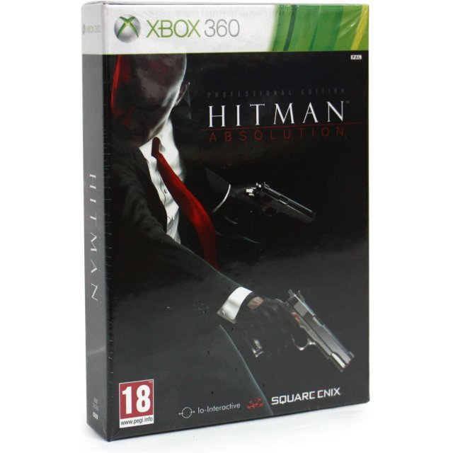 Hitman: Absolution (Professional Edition with Bonus Sniper Challenge)