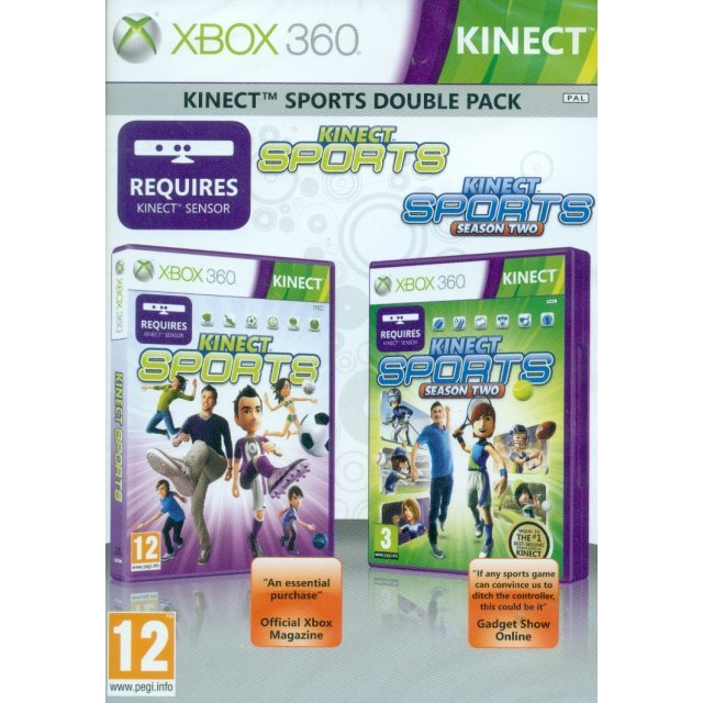 Kinect Sports: Double Pack