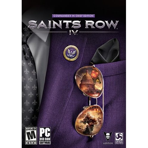 Saints Row IV (Commander in Chief Edition) (DVD-ROM)