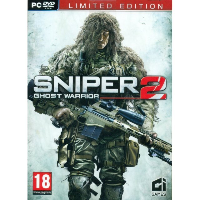 Sniper: Ghost Warrior 2 (Limited Edition) (DVD-ROM)