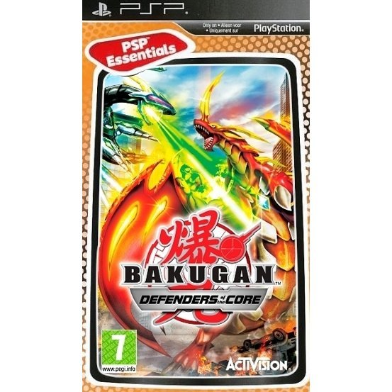 Bakugan Battle Brawlers: Defenders of the Core (Essentials)