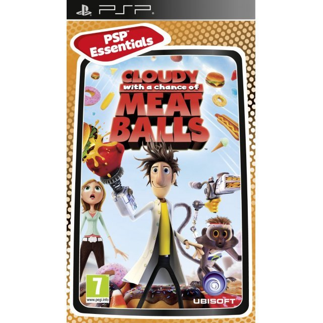 Cloudy with a Chance of Meatballs (Essentials)