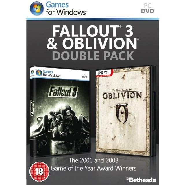 Fallout 3 & Oblivion Double Pack (DVD-ROM)