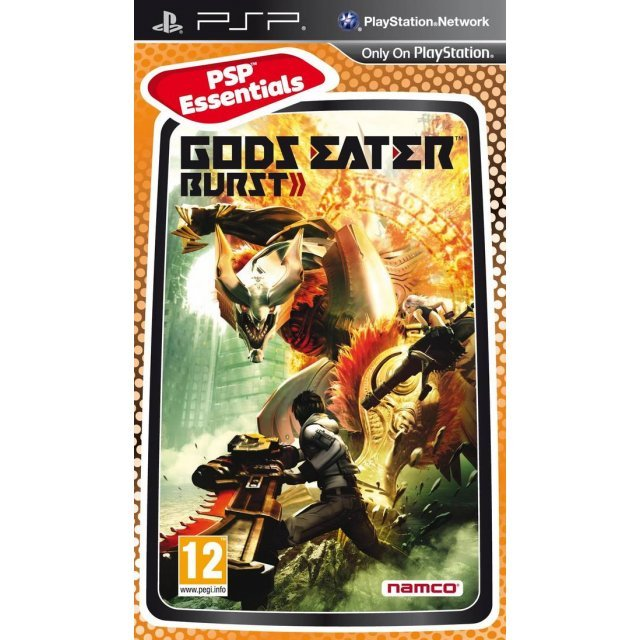 Gods Eater Burst (PSP Essentials)