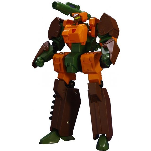 Transformers Non Scale Figure: EM-Alloy Roadbuster