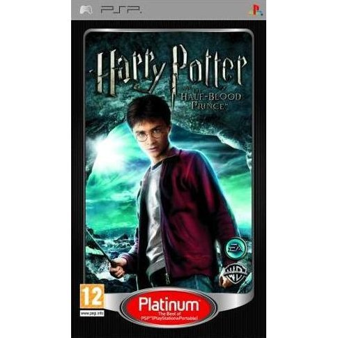 Harry Potter & The Half Blood Prince (Platinum)