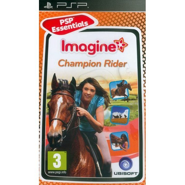 Imagine: Champion Rider (Essentials)