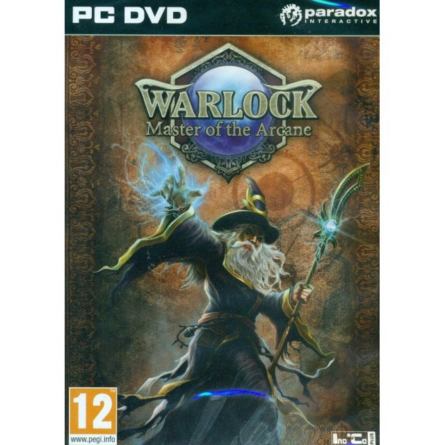 Warlock: Master of the Arcane (DVD-ROM)