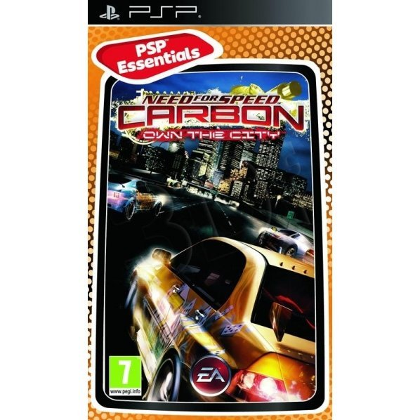 Need For Speed: Carbon Own the City (Essentials)