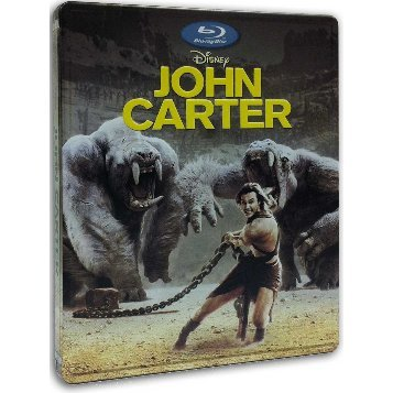 John Carter [2D+3D: Steel Box]