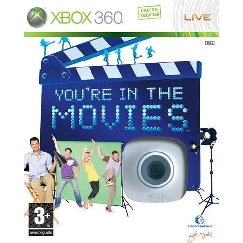 You're in the Movies (Includes Xbox LIVE Vision Camera)
