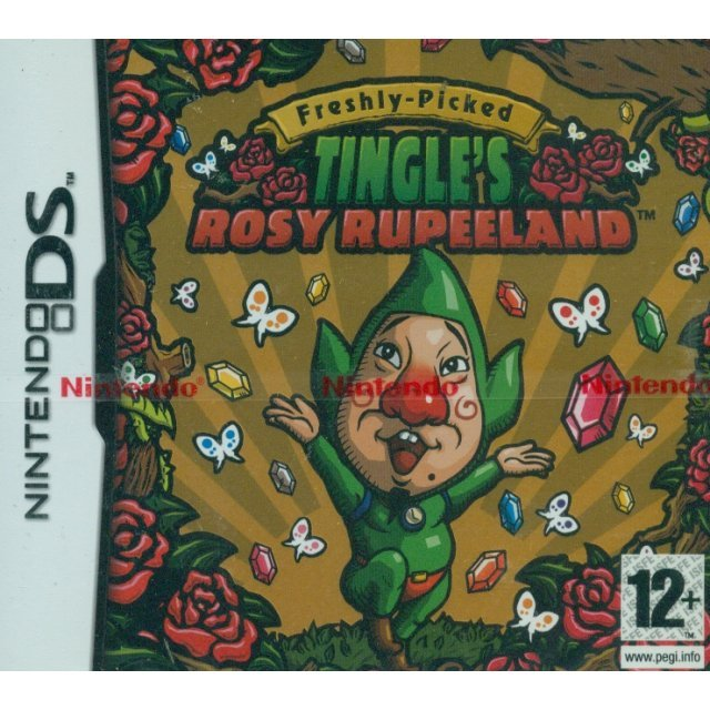 Freshly-Picked: Tingle's Rosy Rupeeland