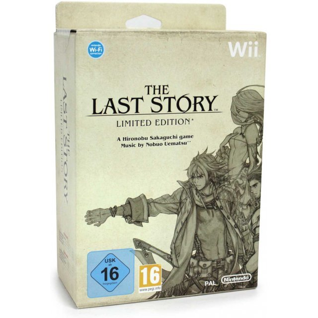 The Last Story (Limited Edition)