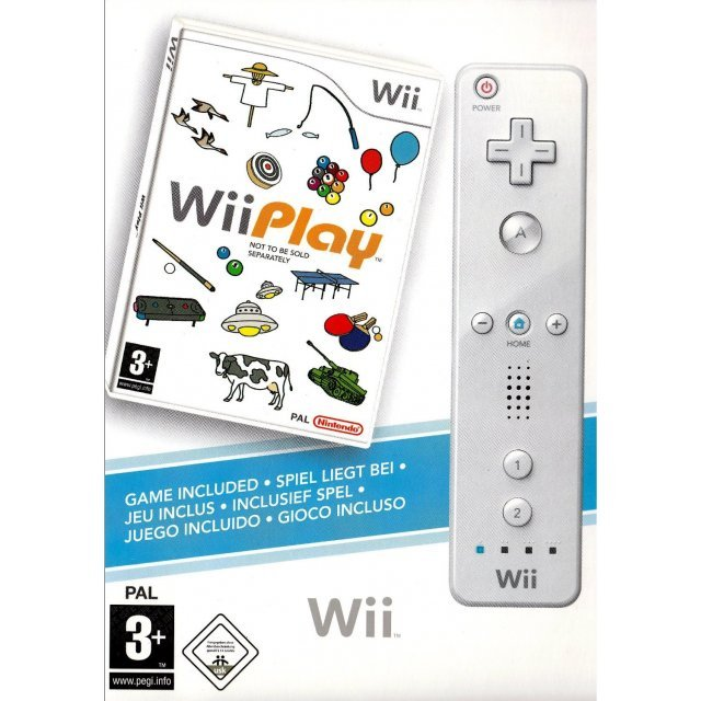 Wii Play (w/ Remote)