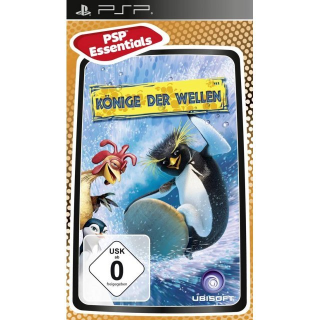 Surf's Up (PSP Essentials)