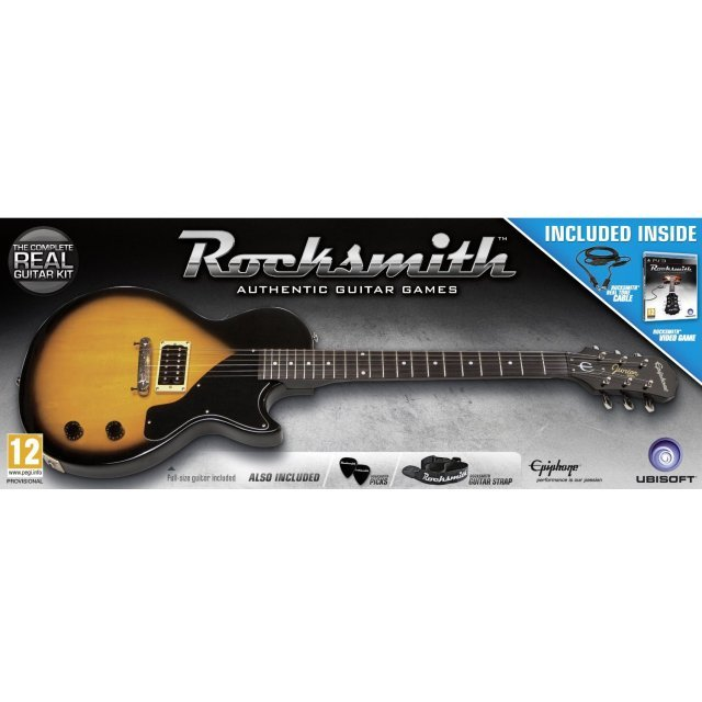 Rocksmith (Guitar Bundle)
