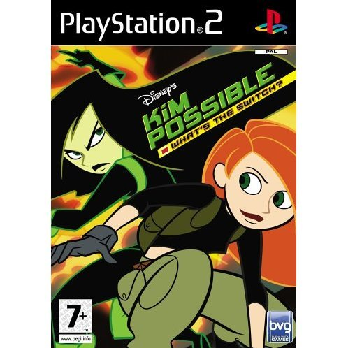 Disney's Kim Possible: What's the Switch?