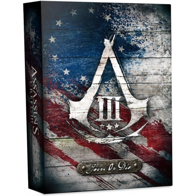 Assassin's Creed III (Join or Die Edition) (DVD-ROM)
