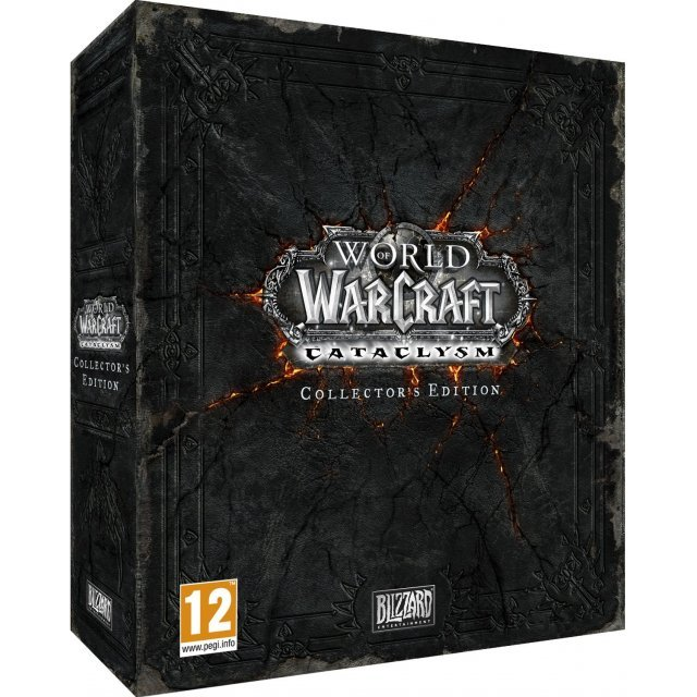 World of Warcraft: Cataclysm (Collector's Edition) (DVD-ROM)